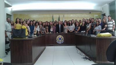 Diálogo intersetorial sobre BPC loas na área de abrangência da APS santo Antônio – RN