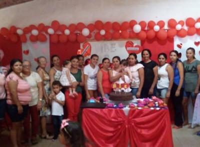 Comemorações do dia das mães na Rede Municipal de Ensino