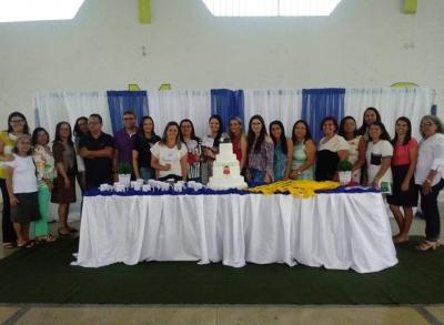 Prefeitura de Monte das Gameleiras, através da Secretaria de Educação, comemoram o dia do professor