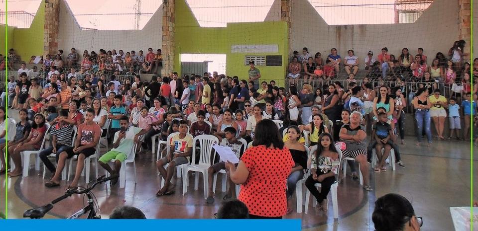 A prefeitura junto a Secretaria de educação, realizou a abertura da semana pedagógica 2020.